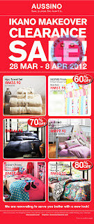 Aussino Makeover Clearance Sale 2012