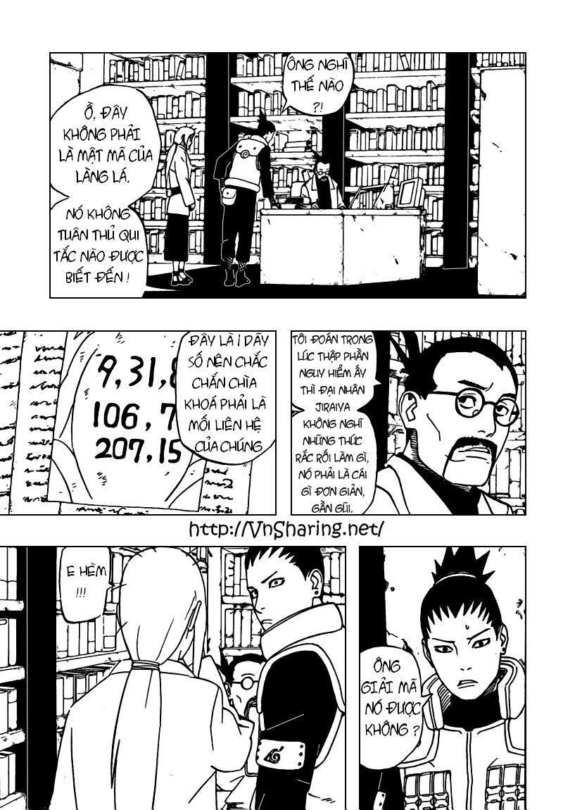 Naruto chap 406 Trang 6 - Mangak.info