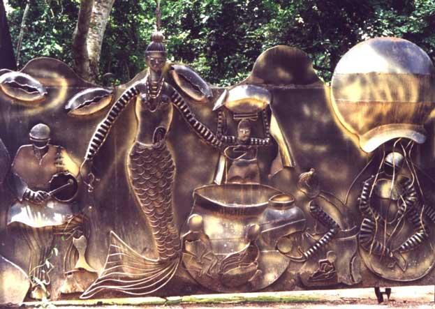Osun Osogbo Sacred Grove Heritage