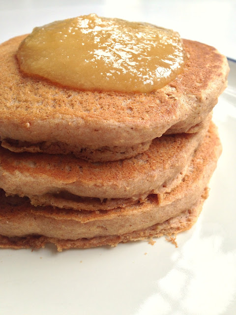 Sopapilla Pancakes
