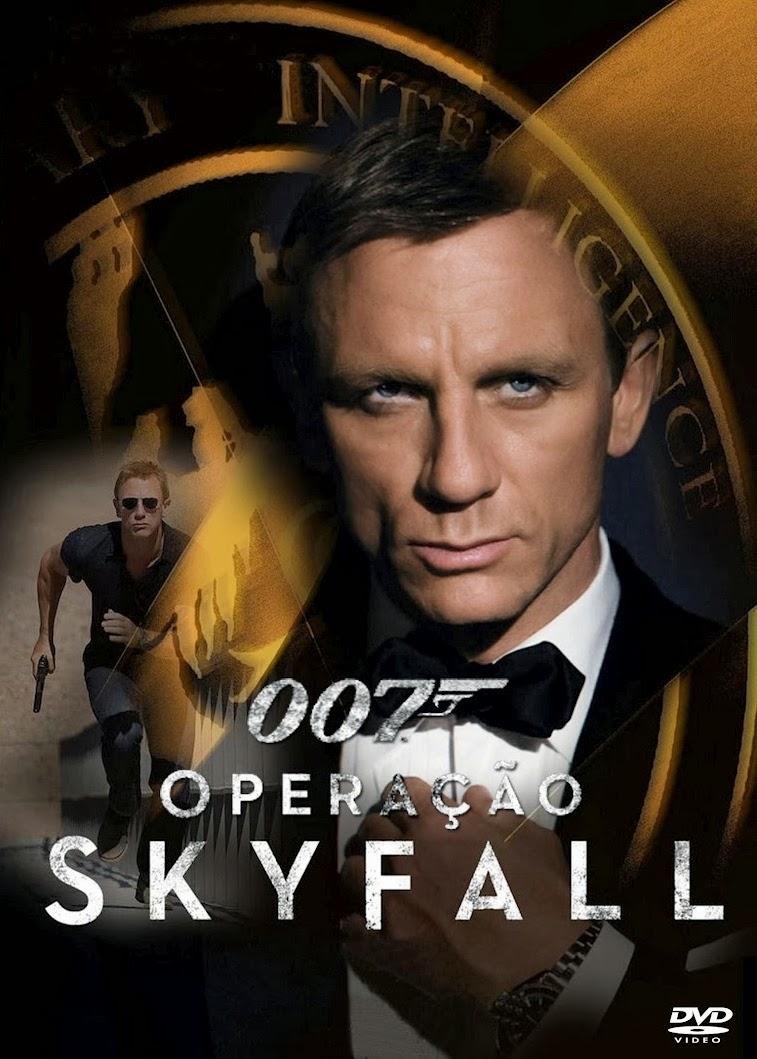 007: Operação Skyfall – Dublado (2012)