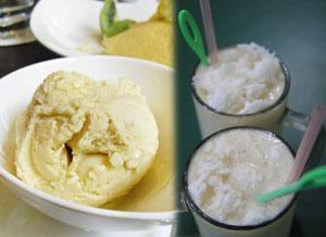 resep membuat aneka es buah duren istimewa