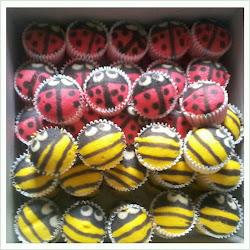 APAM LADYBIRD & BUMBLE BEE