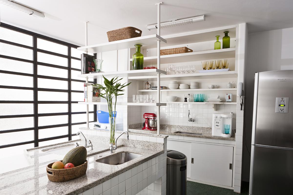AMC Arquitetura: Cozinha integrada com Área de Serviço #1851B3 1200 800