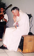 """NOSSA SOCIEDADE ESTÁ DOENTE"" - ""Our society is sick"" -  Padre Hubert Grossheim"