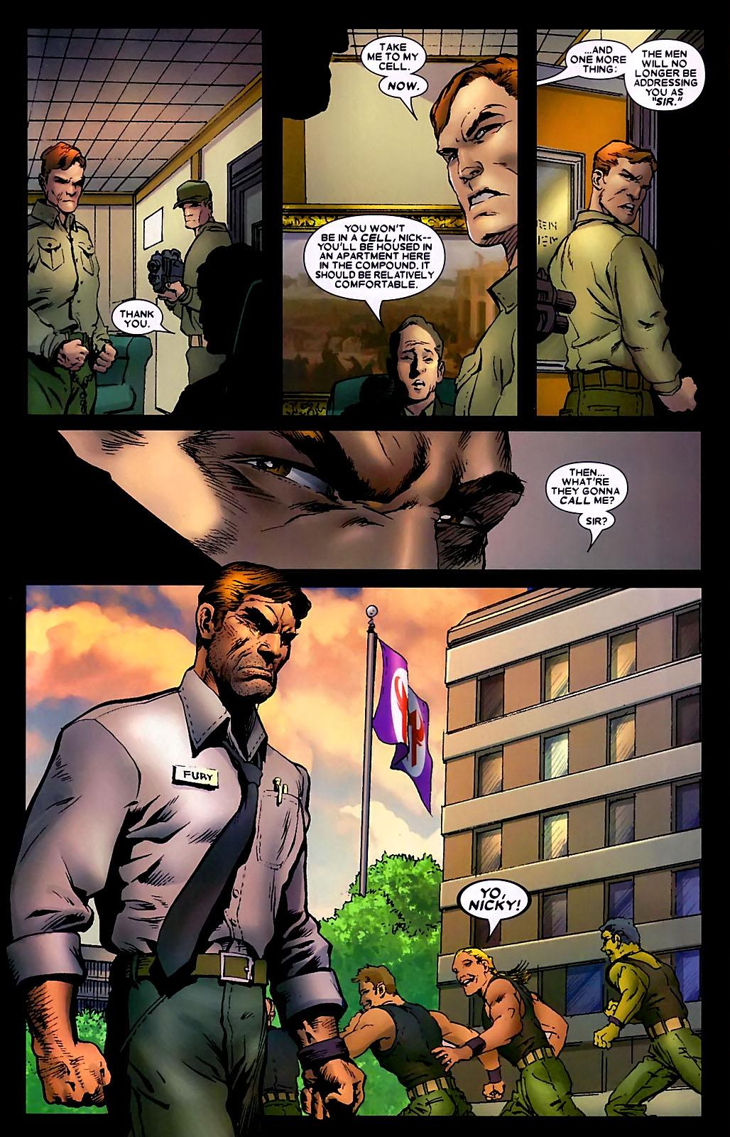 Read online Wolverine (2003) comic -  Issue #34 - 7
