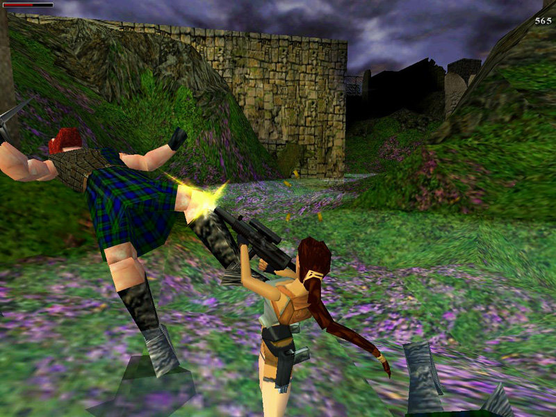 tomb raider 2 gold crack