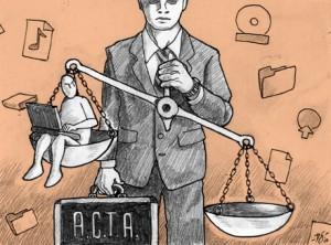 ACTA, una mordaza para Internet