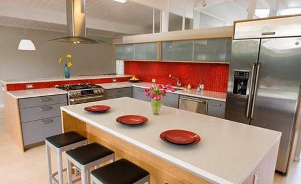 menata meja dapur agar lebih cantik dan sesuai kebutuhan