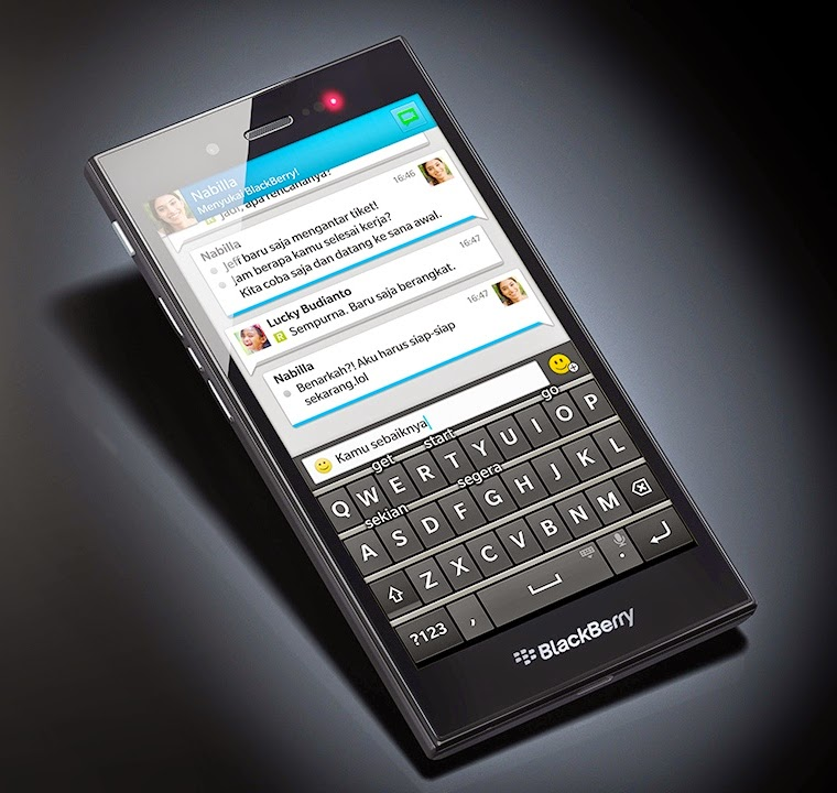 BlackBerry Z3 - Beritagadgets.com