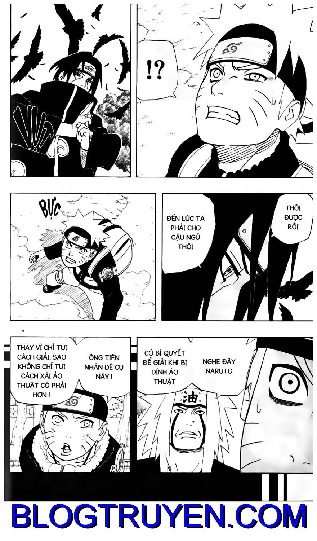 Naruto chap 259 Trang 8 - Mangak.info