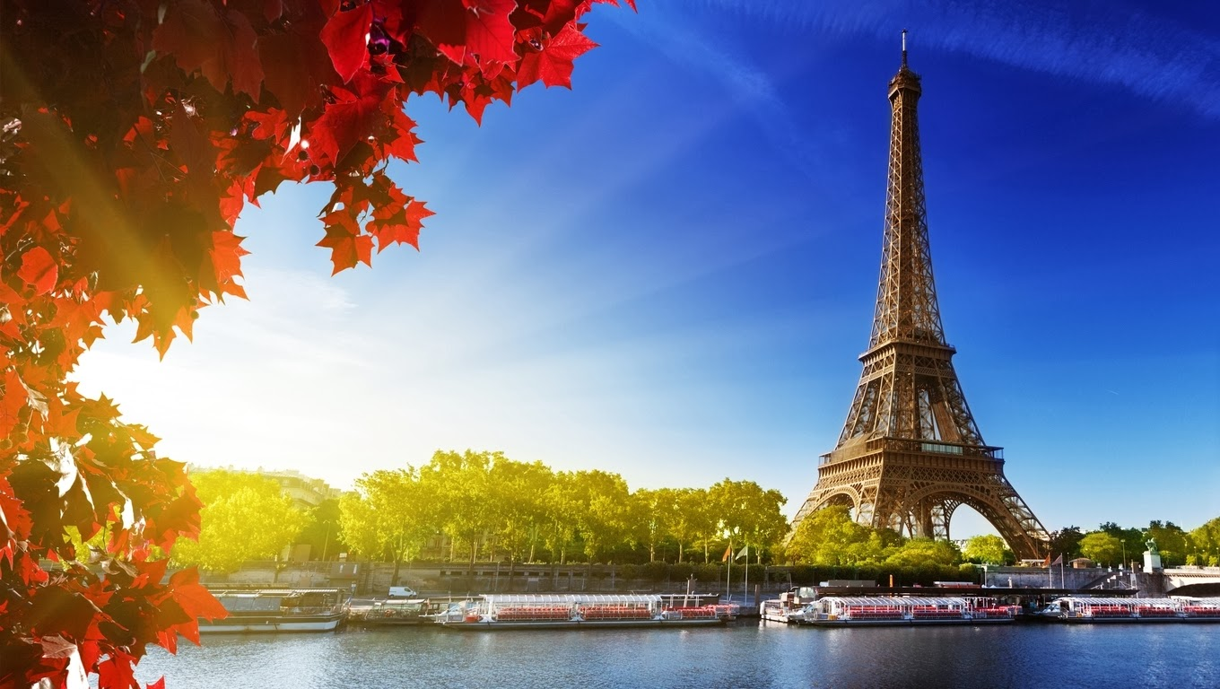 Most Beautiful Places In The World Full HD Nature Paris ...