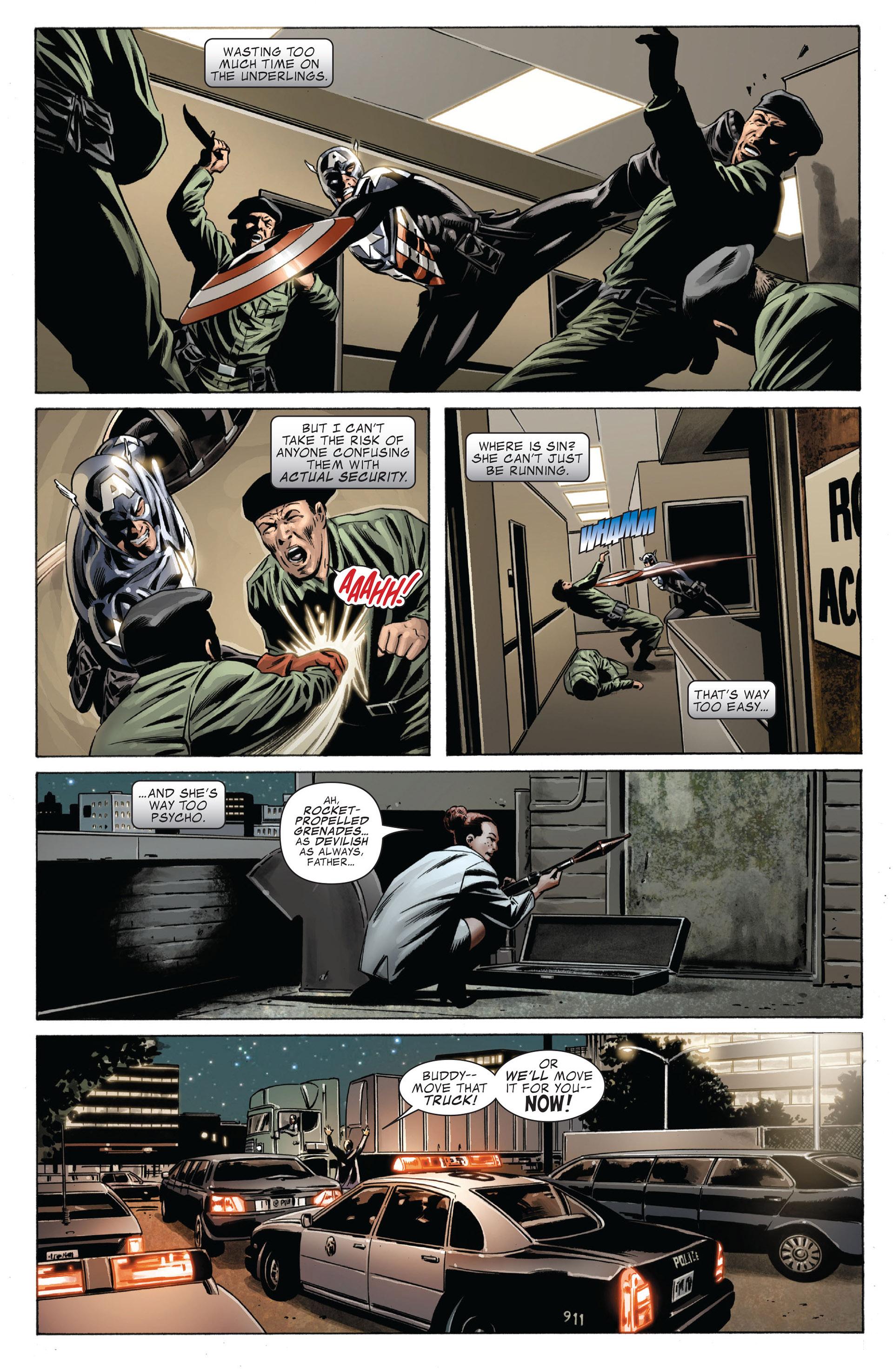 Captain America (2005) Issue #42 #42 - English 10