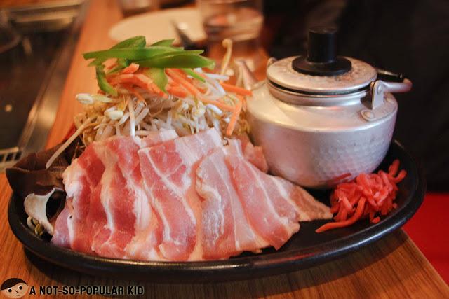 Buta Yakisoba of Dohtonbori Restaurant