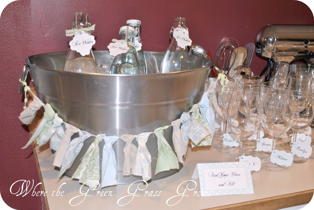 where the green grass grows designs shabby chic boy baby shower