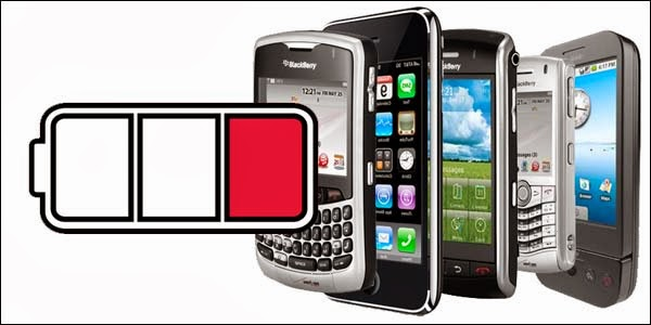 Inilah aplikasi-aplikasi Penyedot Daya Baterai Terbesar di Smartphone