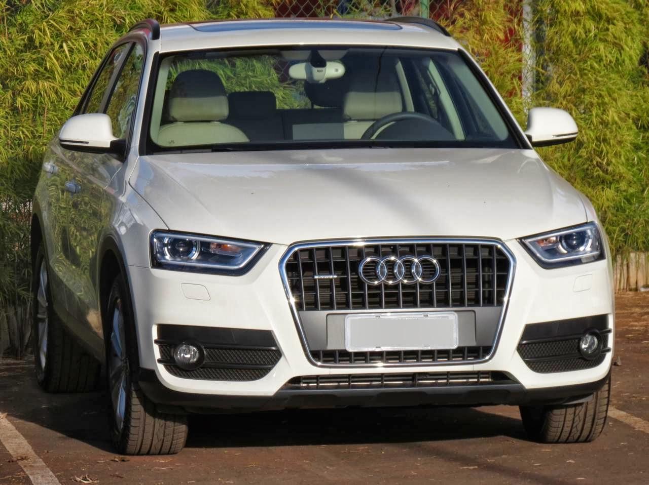 Audi Q3 - segundo SUV premium mais vendido