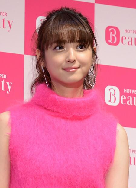佐々木希 Nozomi Sasaki Hot Pepper Beauty Photos 6