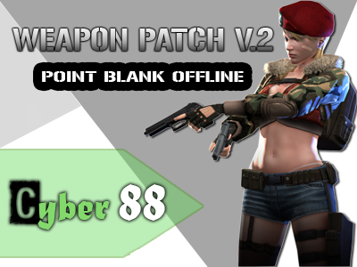 Download Patch Weapon Point Blank Offline V.2