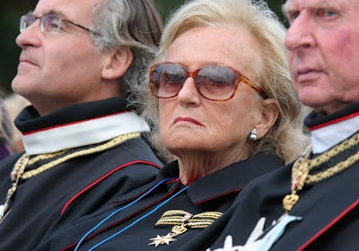 LOOKS LIKE THE FORMER FIRST LADY OF FRANCE WAS A DAME OF MALTA