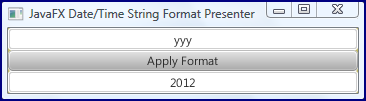 14 18 5 using defaultformatterfactory to create date format 14
