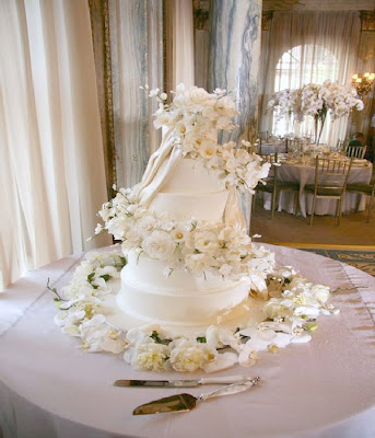 Cheap wedding cake table decorations ideas Wedding ...