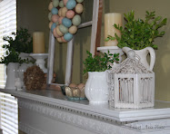 {SPRING MANTEL}