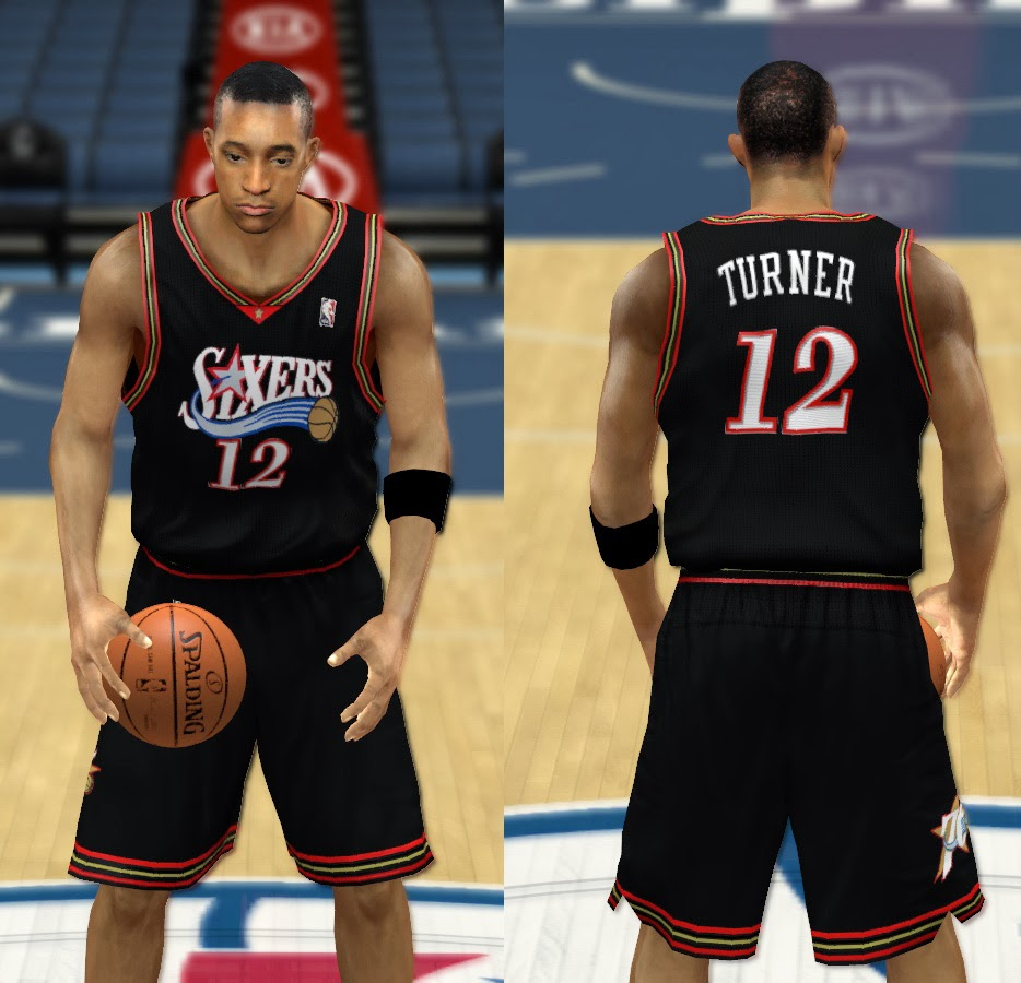 ... NBA 2k14 Philadelphia 76ers Jersey Patch NBA 2k14 Philadelphia 76ers  Jersey Patch . 3e80fed3b