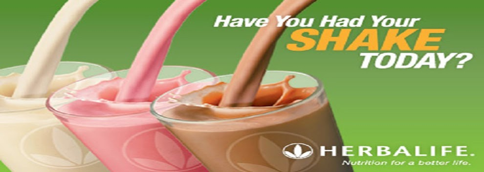 Have you had ur shake?