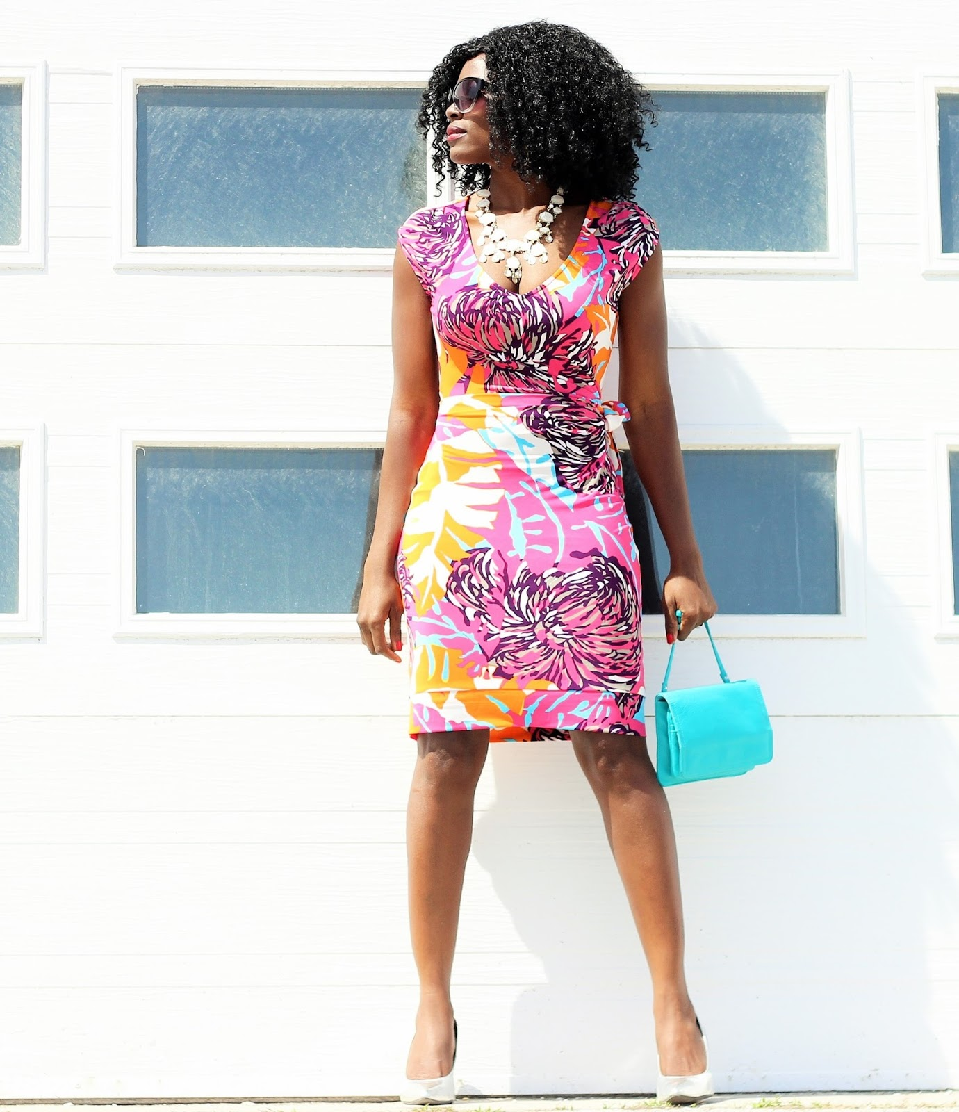 GIRL, YOU SHOULD BE WEARING THIS HALE BOB DRESS FOR SUMMER