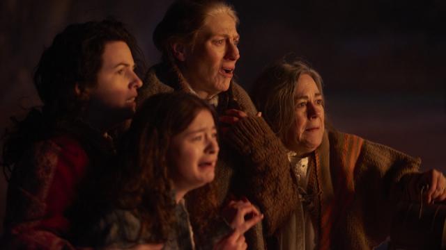Hình ảnh phim Anne: Cô Bé Tóc Đỏ