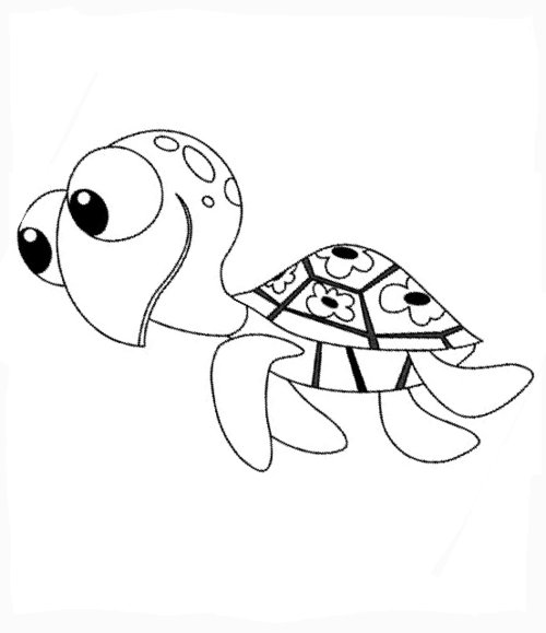 Coloring Pages Disney Nemo : Finding nemo coloring pages for kids gt disney