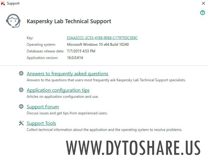 Kaspersky Internet Security 2016 Full Trial Reset - Free ...