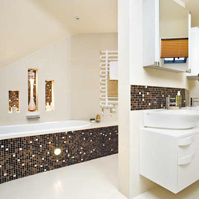 hotel style bathroom designs