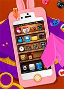 Чистка Айфона - Онлайн игра для девочек