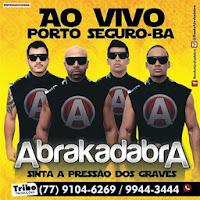 [CD NOVO] Abrakadabra | Ao Vivo