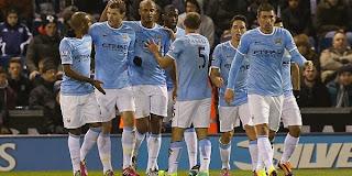 Video Gol West Bromwich vs Manchester City 5 Desember 2013