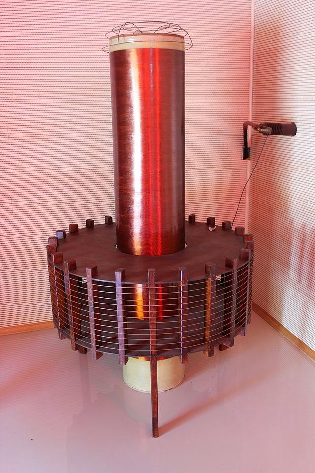 wireless power transmission using tesla coils pdf