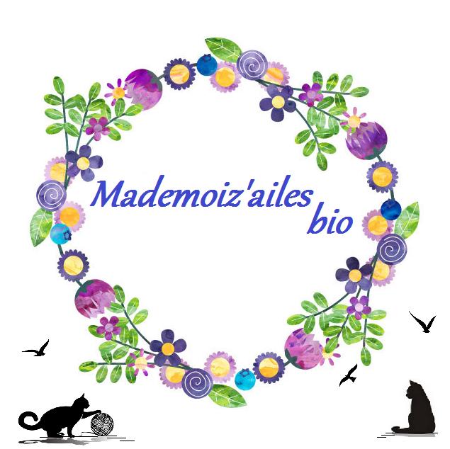 Mademoiz'ailes bio : cosmétiques maison, blog beauté
