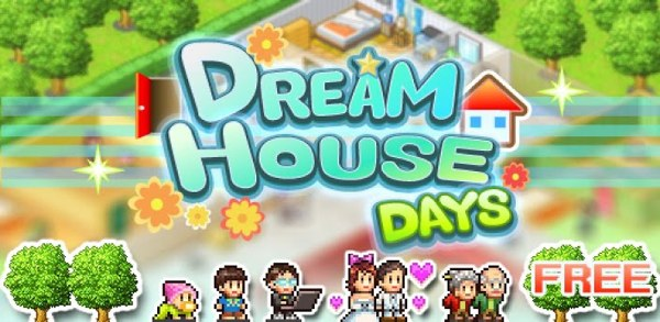 Game Dream House Days for Android