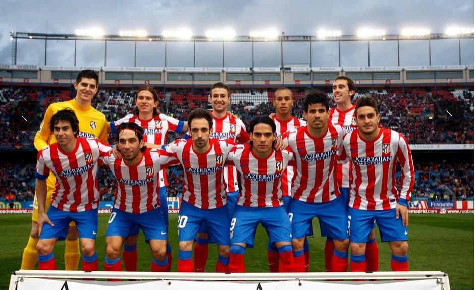 Camiseta Atlético de Madrid barata