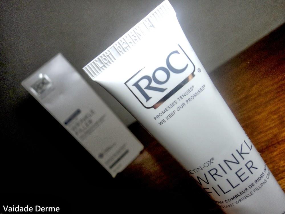 RoC Wrinkle Filler Creme Antirrugas