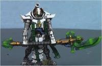 Vargard Obyron de los Necrones