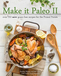 Books Primal Palate - Make it Paleo II