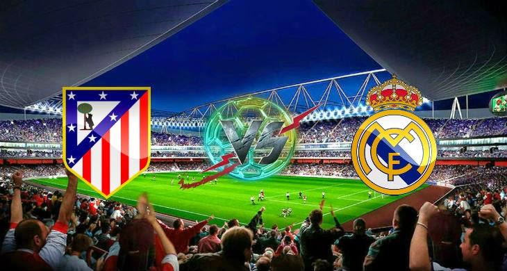 Prediksi Bola Atletico Madrid vs Real Madrid 23 Agustus 2014