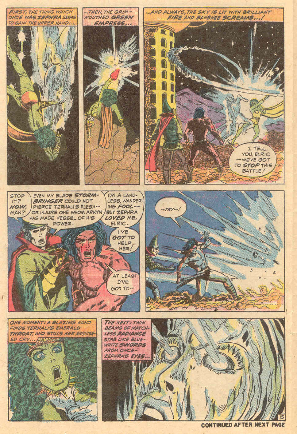 Conan the Barbarian (1970) Issue #15 #27 - English 16