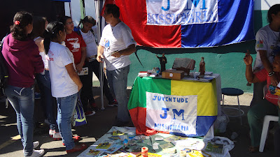 JM participa de evento em preparação à JMJ 2013 na Diocese de Guarulhos/SP
