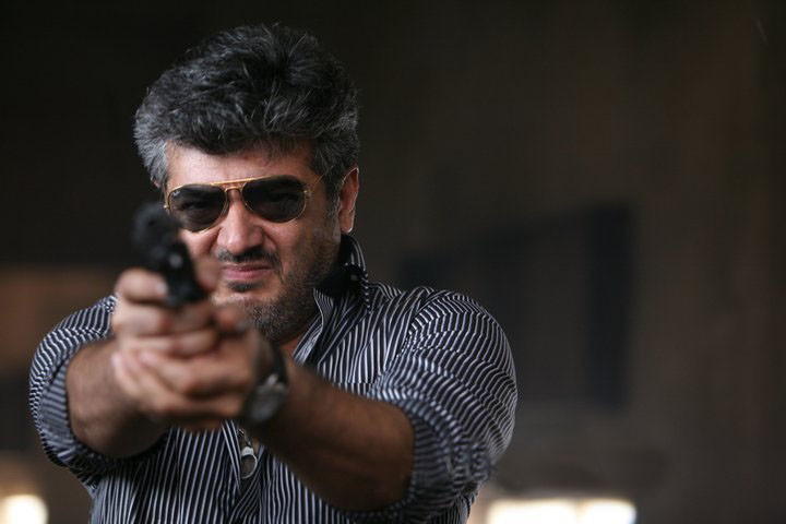 Ajith Vilayadu Mankatha Stills