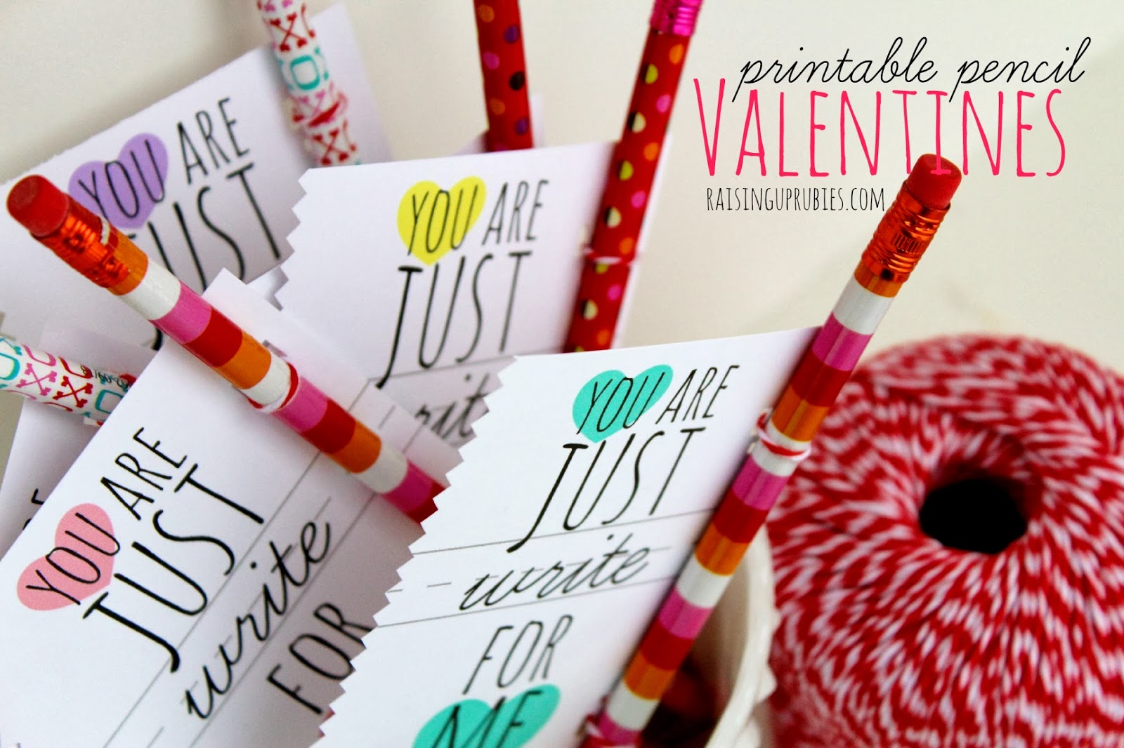 Amazing image pertaining to pencil valentine printable