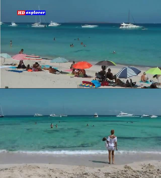 Praia Formentera - Beach - Ibiza, Espanha - Spain